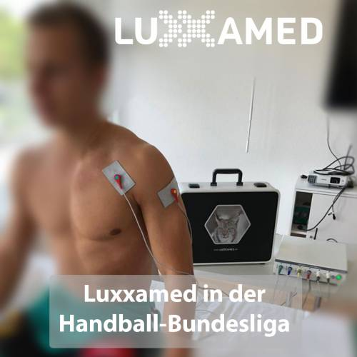 Luxxamed in der Handball-Bundesliga