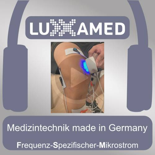 Podcast-Interview – Luxxamed Mikrostrom Physiotherapie