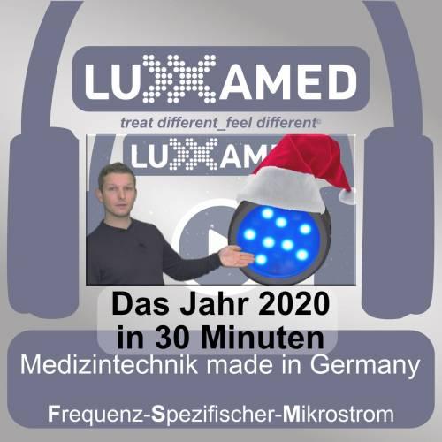 Das Jahr 2020 aus Sicht der Mikrostromtherapie