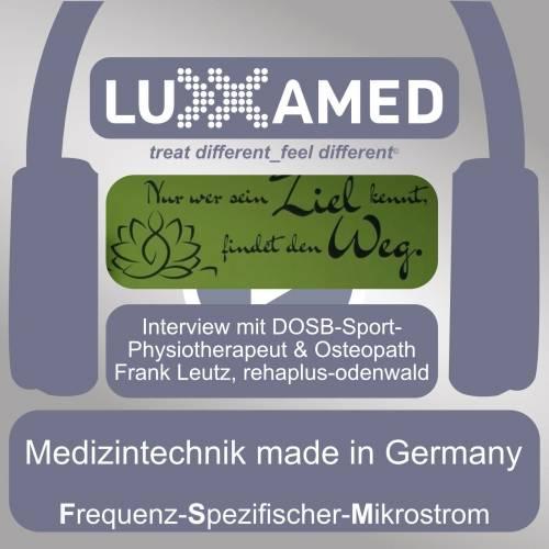Interview DOSB-Sport-Physiotherapeut und Osteopath Frank Leutz