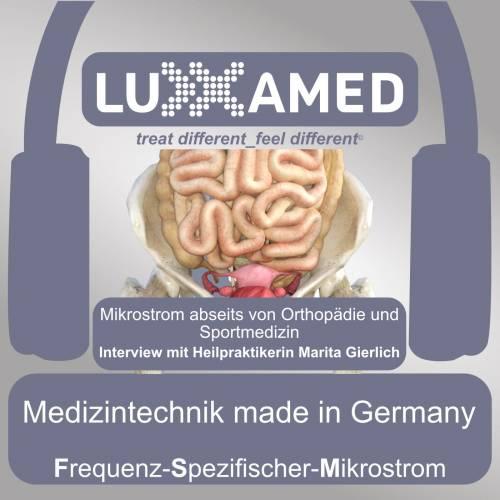 Erfahrung Luxxamed Mikrostrom Autoimmunerkrankungen